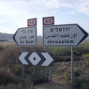 3o road to Jerusalem