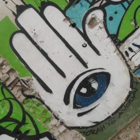 3o - tel aviv - the eye of fatima