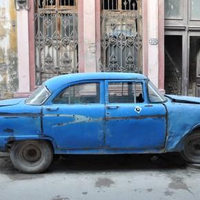 Parking. La Habana - Cuba