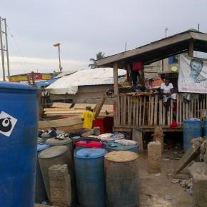 Elmina Harbour - Ghana