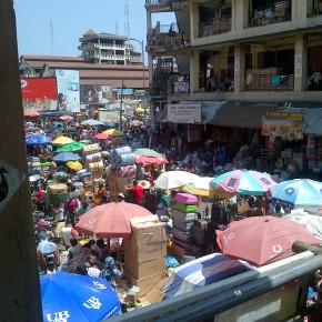 Makola Market - Accra