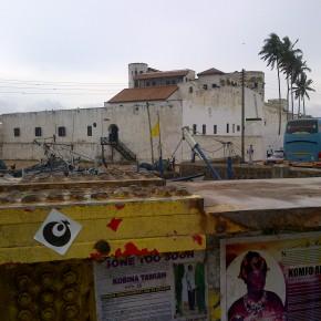 Elmina, GH - looking for comfort