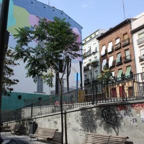 Lavapies Madrid - no borders